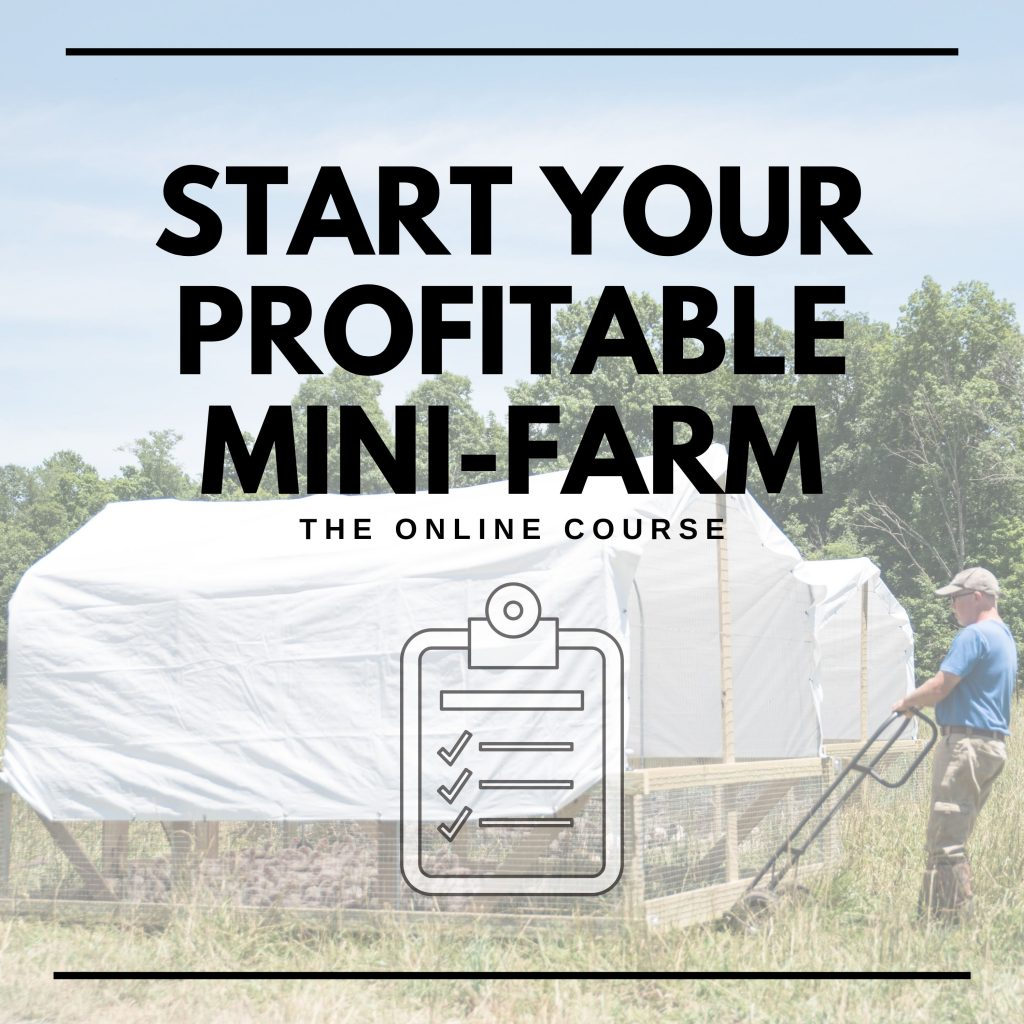 learn how to start a farm